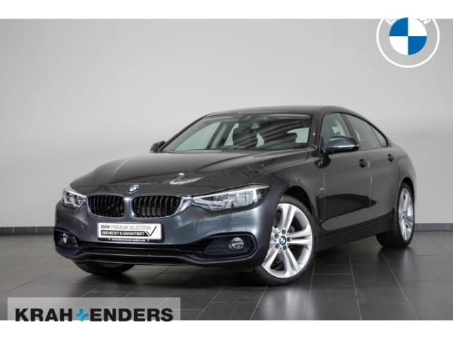 BMW 430 Gran Coupe d xDrive Sport Line+HUD+LED+19''LM, Jahr 2018, Diesel