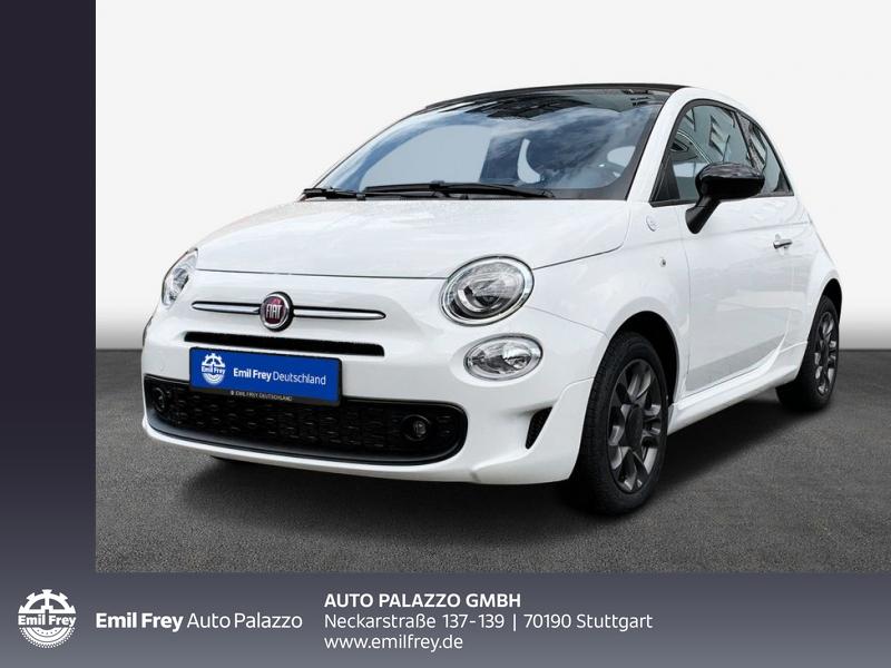 Fiat 500C 1.0 Hybrid Hey Google 70PS, Jahr 2021, Benzin