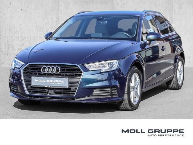 Audi A3 Sportback 1.6 TDI basis ALU NAVI XENON, Jahr 2017, Diesel
