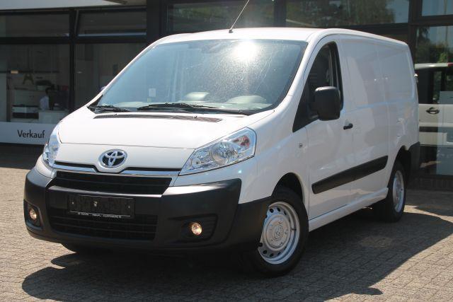 Toyota Proace 2,0-l-D-4D L2H1 Comfort, Jahr 2015, Diesel