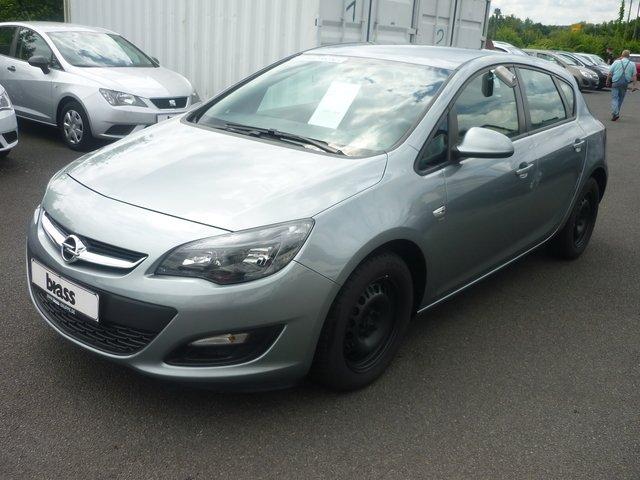 Opel Astra 1.4 Turbo ecoFLEX Start/Stop ENERGY Klimaautomatik,Sitzhz,Parkpilot h., Jahr 2014, Benzin
