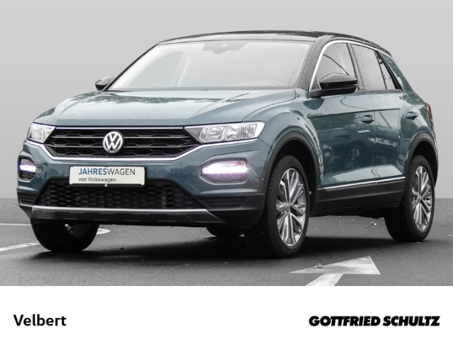 Volkswagen T-Roc 1.6 TDI IQ.DRIVE+NAVI+SHZ+LED, Jahr 2019, Diesel