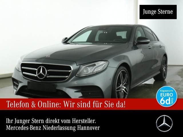Mercedes-Benz E 200 d AMG Wide.COM.Pano.Multi.Burm.Night.Spieg, Jahr 2019, Diesel