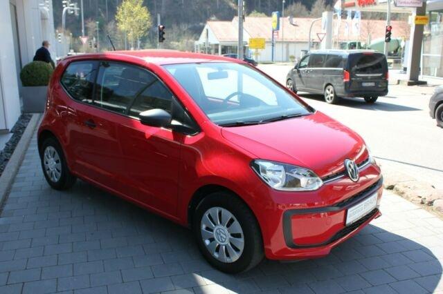 Volkswagen up! take up! 1.0 Servo, ZV mit Funk.,ESP, Jahr 2017, Benzin