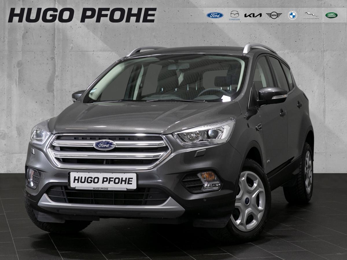 Ford Kuga COOL & CONNECT 182PS 4x4 Aut., Jahr 2018, Benzin