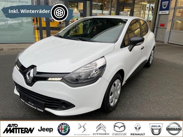 Renault Clio IV Start, Jahr 2016, Benzin