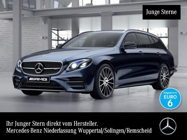 Mercedes-Benz E 43 AMG T 4M Fahrass WideScreen 360° HUD, Jahr 2017, Benzin