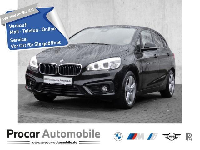 BMW 225 Active Tourer xe iPerformance Steptronic Advantage Navi Automatik HiFi Tempom.aktiv Bluetooth MP3 Schn., Jahr 2017, Hybrid