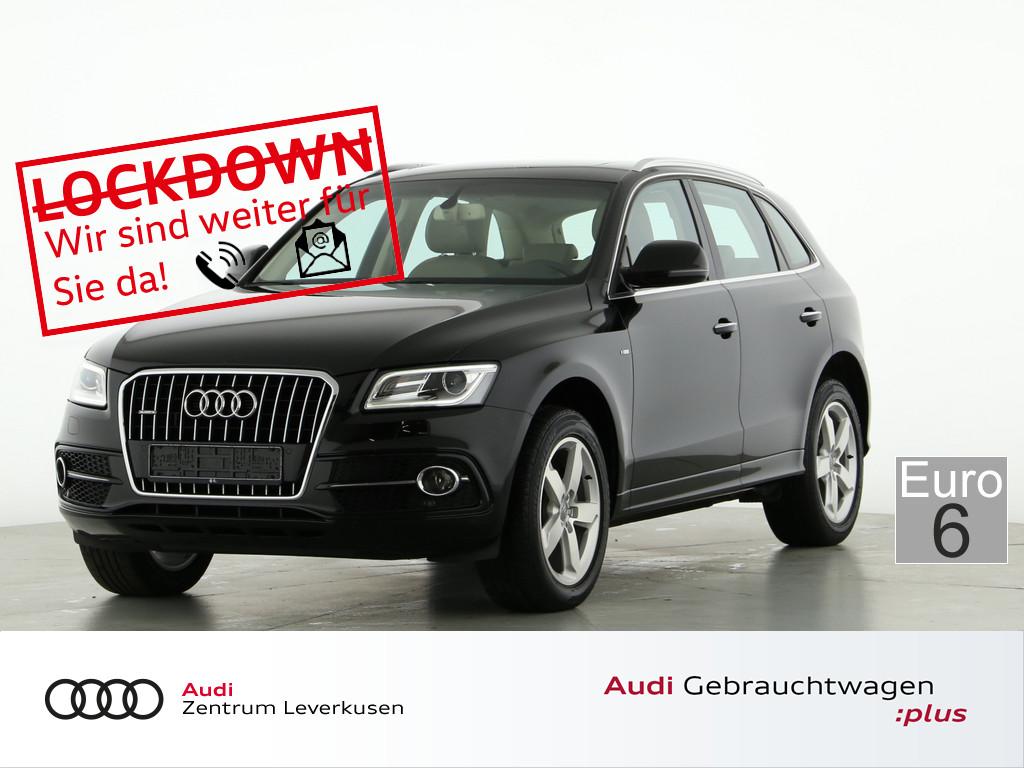 Audi Q5 2.0 quattro, Jahr 2016, Diesel