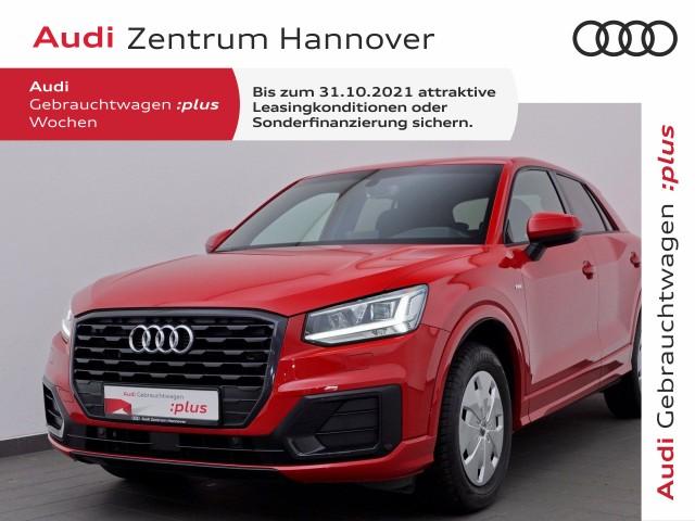 Audi Q2 Sport 35 TDI S line LED AHK Teilleder Navi DAB, Jahr 2020, Diesel