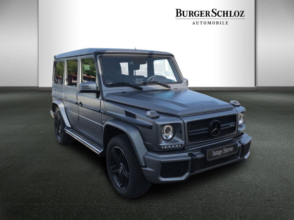 Mercedes-Benz G 500 Limited Edition 1 of 463 Designo/Harman, Jahr 2018, Benzin
