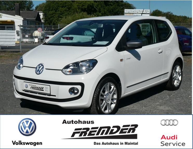 Volkswagen up! move up! CHEER UP SOUND SYSTEM NAVI SITZHEIZ, Jahr 2013, Benzin