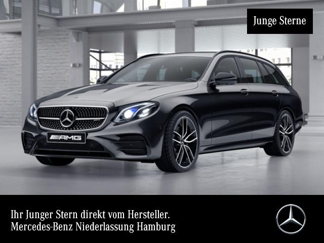 Mercedes-Benz E 53 4MATIC T-Modell Sportpaket Bluetooth Navi LED, Jahr 2018, Benzin
