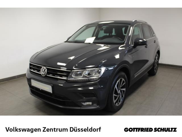 Volkswagen Tiguan Join 2.0 TDI DSG *LED*virt Cockpit*Navi*Standhzg*SHZ*, Jahr 2018, Diesel