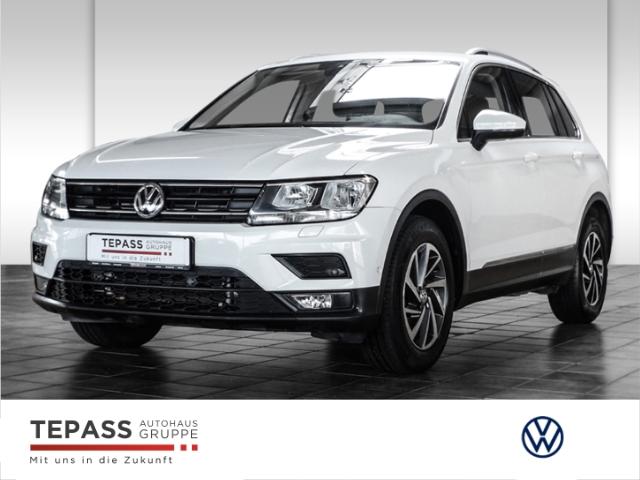 Volkswagen Tiguan 2.0 TDI BMT Join NAVI ACC KAMERA AHK, Jahr 2018, Diesel