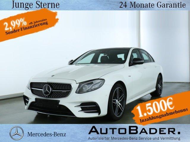 Mercedes-Benz E 53 AMG 4M+ Comand FAP+ Multibeam PSD 360° DAB, Jahr 2019, Hybrid