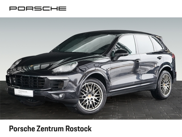 Porsche Cayenne Diesel Platinum Edition Luftfederung, Jahr 2017, Diesel