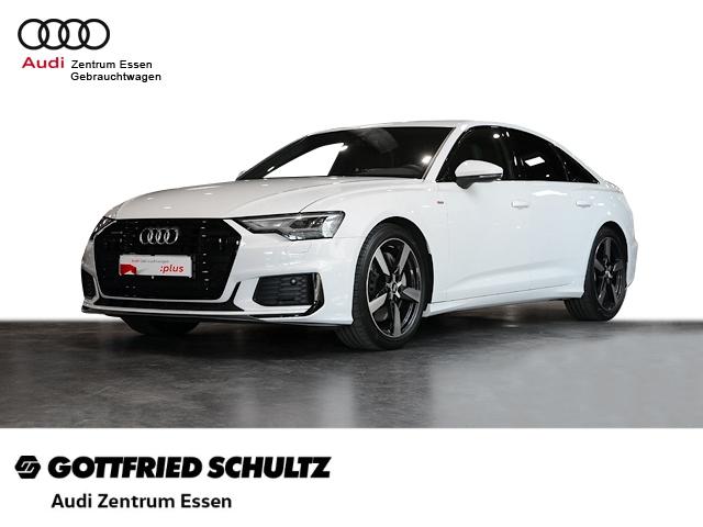 Audi A6 Lim. 55 TFSI quattro sport S-LINE LED NAV RÜFAHR SHZ PDC VO HI FSE MUFU, Jahr 2018, Benzin