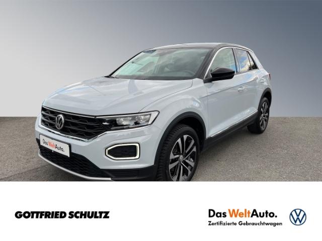 Volkswagen T-Roc United 1.5 TSI LED NAVI PDC SHZ, Jahr 2020, Benzin
