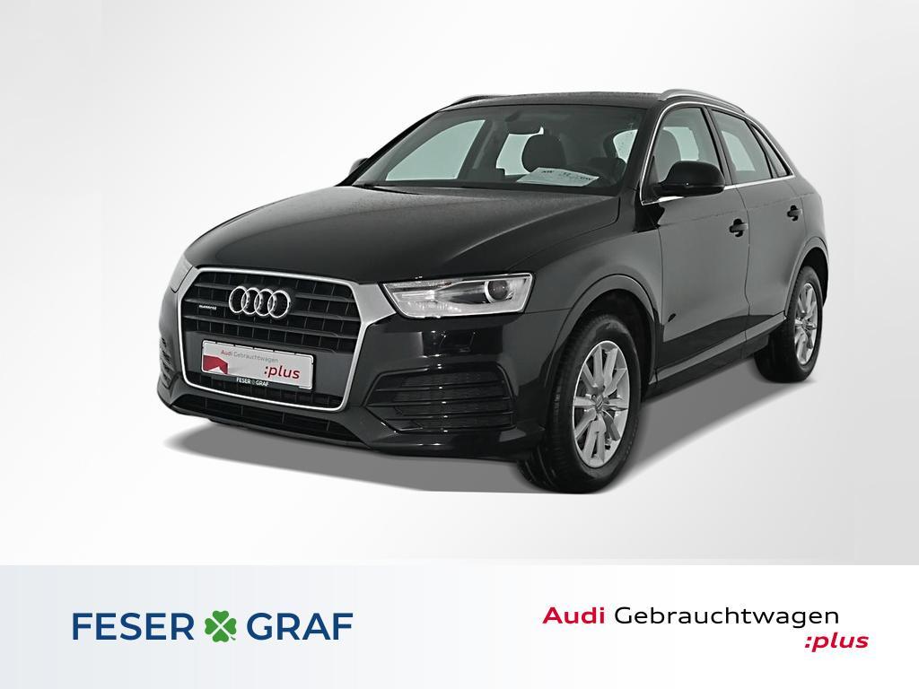 Audi Q3 sport 2.0 TDI qu Xenon,PDC,Sitzhzg, Jahr 2018, Diesel