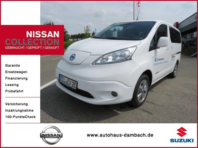 Nissan NV200 /Evalia e-Evalia, Jahr 2019, Elektro