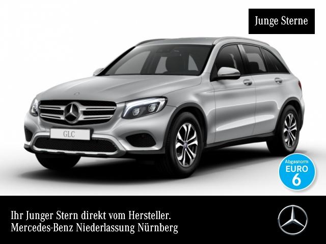 Mercedes-Benz GLC 250 d 4M Kamera Navi Easy-Pack 9G Sitzh Temp, Jahr 2015, Diesel