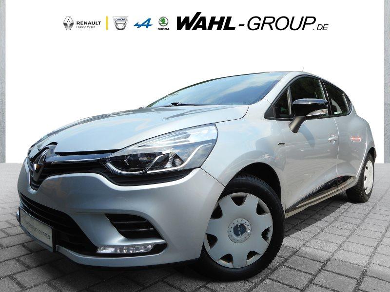 Renault Clio IV 1.5l dCi 90 Limited, Jahr 2018, Diesel