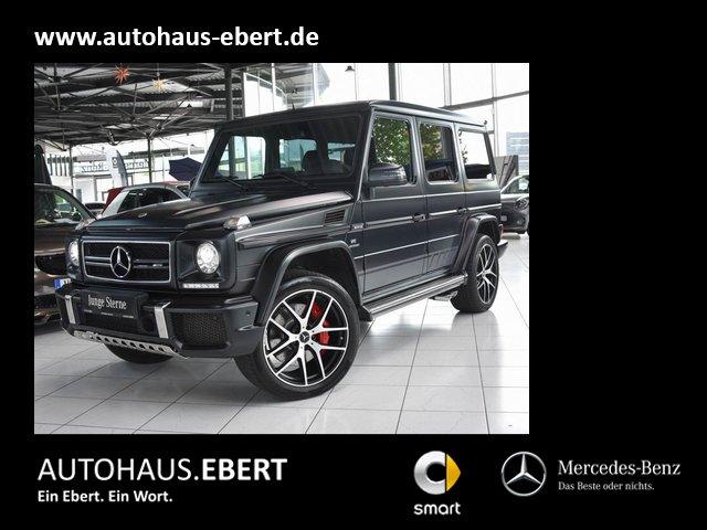 Mercedes-Benz G 63 AMG EDITION 463,MAGNO,CARBON,STANDH.,SITZKL, Jahr 2018, Benzin