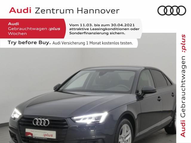 Audi A4 35 TFSI Matrix B&O ACC Navi, Jahr 2019, Benzin