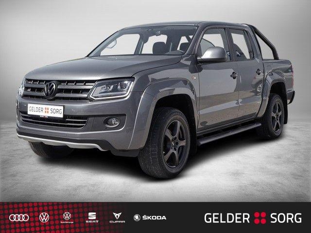 Volkswagen Amarok 4Motion 2.0 BiTDI 2HS2, Jahr 2015, Diesel