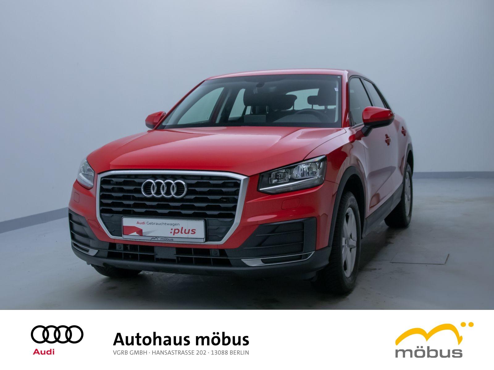 Audi Q2 1.0 TFSI S-TRO*NAVI*AMI*MFL*PDC*GRA, Jahr 2017, Benzin