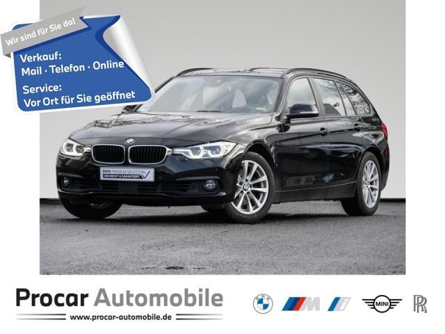 BMW 330d xDrive Touring Adv. Aut. Business AHK LED, Jahr 2017, Diesel
