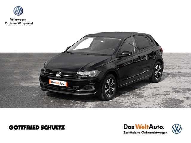 Volkswagen Polo 1 0 TSI DSG NAVI SHZ PDC LM ZV E-FENSTER, Jahr 2019, Benzin