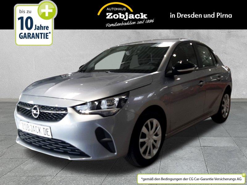 Opel Corsa-F Edition 1.2 S/S PDC,SHZ,LHZ, Jahr 2020, Benzin