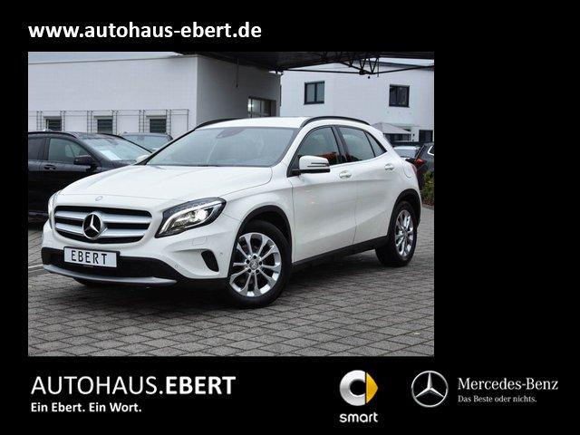 Mercedes-Benz GLA 220 CDI 4M 7G-DCT+ILS+KAMERA+SPUR+TOTW+EU6, Jahr 2014, Diesel