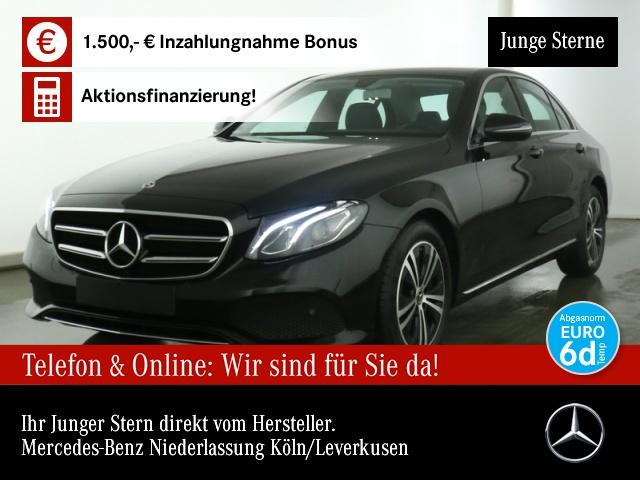 Mercedes-Benz E 200 d Avantgarde.LED.SpiegelP.Totwinkel.Kam., Jahr 2019, Diesel