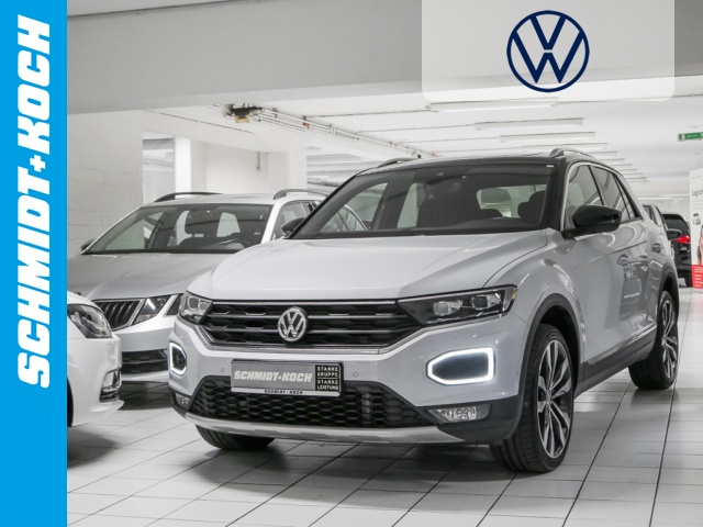 Volkswagen T-Roc 2.0 TSI 4Motion Sport AHK, eSD, DSG, Navi, Jahr 2018, Benzin