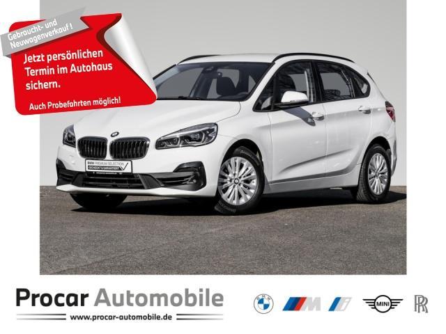 BMW 218 Active Tourer Advantage Aut. LED Navi, Jahr 2020, Benzin