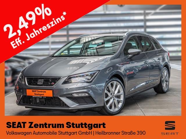 Seat Leon ST 2.0 TDI FR DSG *LED* *Navi* *Panorama* *Winterpaket* *AHK* *ACC*, Jahr 2018, Diesel