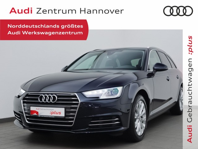 Audi A4 Avant 1.4 TFSI design S tronic Assitz. Paket Navi Leder, Jahr 2018, Benzin