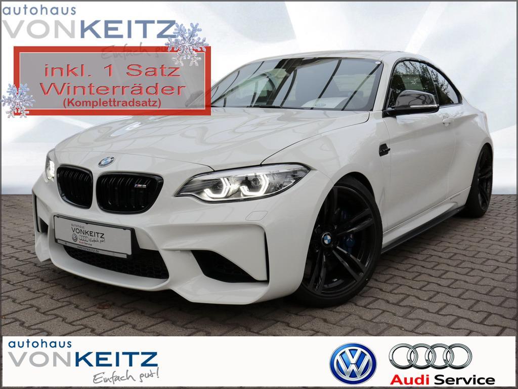 BMW M2 COUPE AUT FACELIFT +M-PERFORMANCE-AUSSTATTUNG, Jahr 2017, petrol