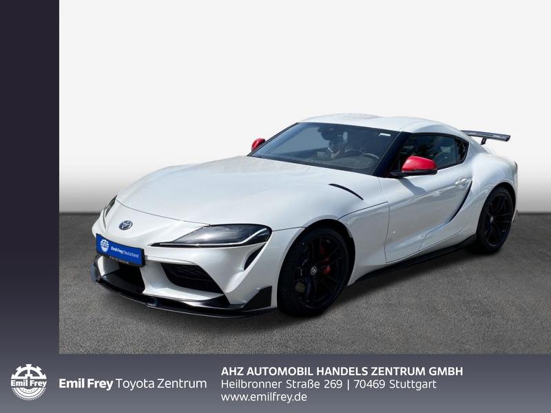 Toyota Supra GR Fuji Speedway, AC Schnitzer Umbau, Jahr 2021, Benzin