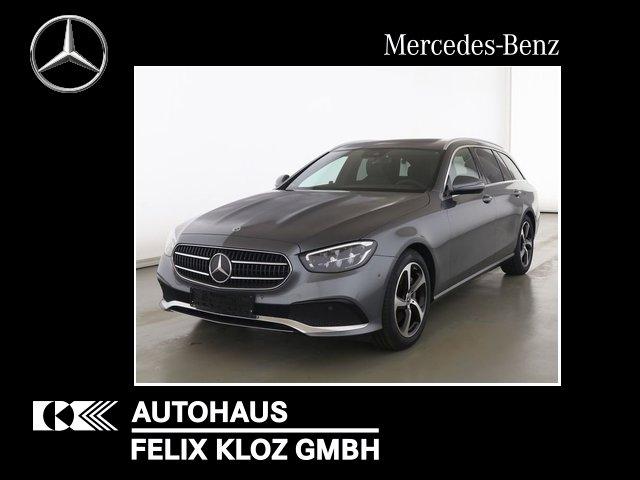 Mercedes-Benz E 200 T Avantgarde+LED+NAVI+360°+TOTWINKEL+DAB, Jahr 2020, Benzin
