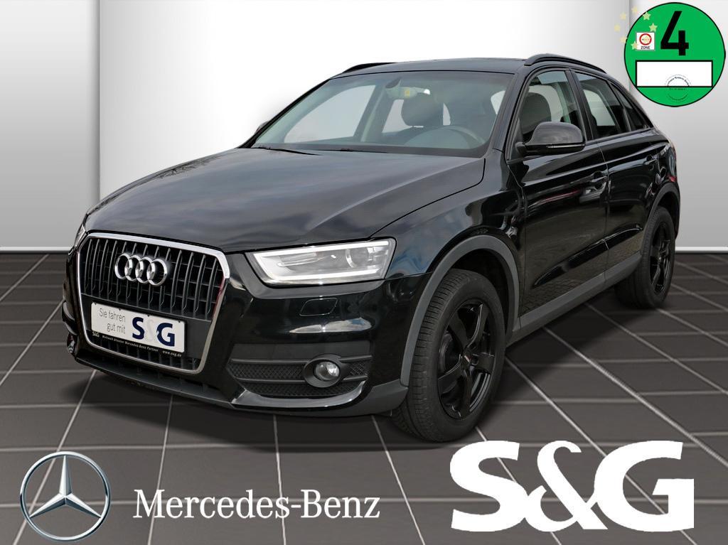 Audi Q3 2.0 TDI AHK/Xenon/Sitzheizung/Einparkhilfe/, Jahr 2013, Diesel
