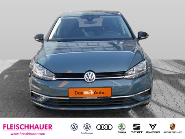 Volkswagen Golf VII IQ.DRIVE 1.0 TSI KLIMA SHZ PDC, Jahr 2019, Benzin