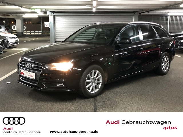 Audi A4 Avant 2.0 TDI Attraction multitr. *NAV+*PDC+*, Jahr 2014, Diesel