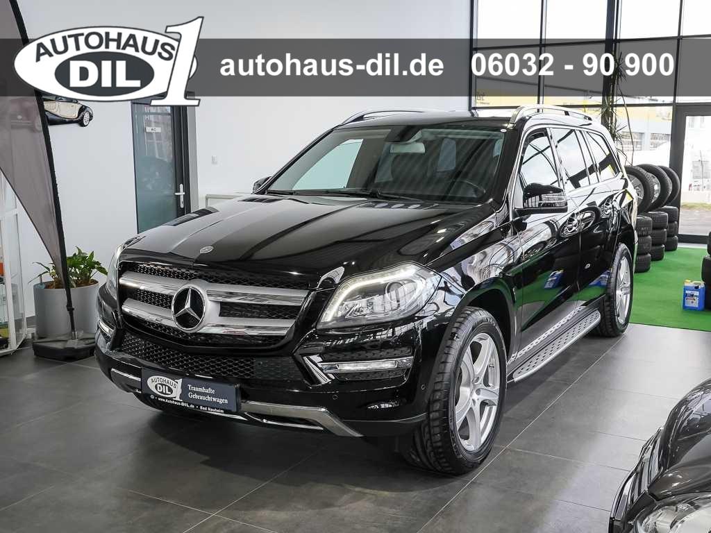 Mercedes-Benz GL 350 '' Zusatzheizung '' * Scheckheft * 7 Sitze *, Jahr 2013, Diesel