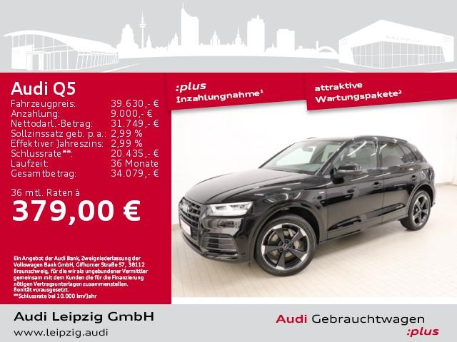 Audi Q5 2.0 TDI sport quattro *S line*Standheizung*, Jahr 2018, Diesel