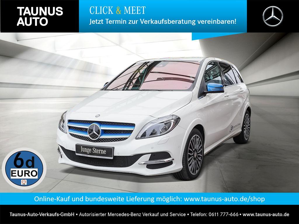 Mercedes-Benz B 250 e ELECTRIC-ART RANGE+ NAVI BI-XENON, Jahr 2016, Elektro