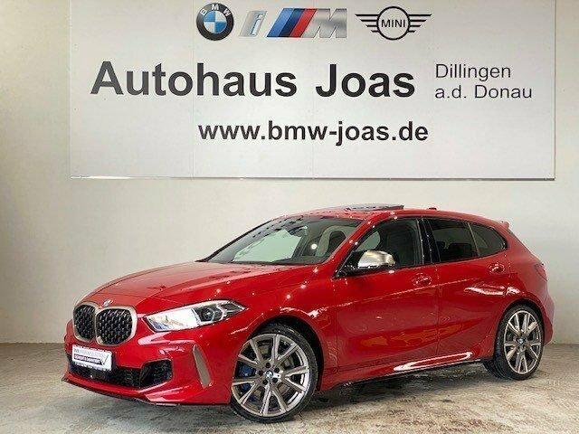 BMW M135i xDrive Live Cockpit, Glasdach, Harman Kard, Jahr 2020, Benzin